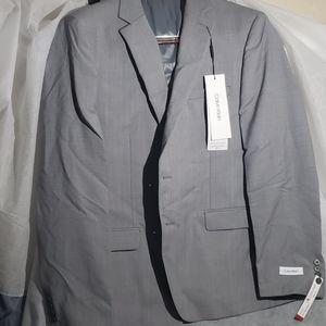 NWT Mens Calvin Kleon Suit Jacket